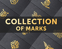 COLLECTION OF MARKS