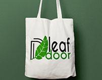 leaf door