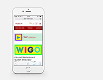 WIGO - Animated Logo