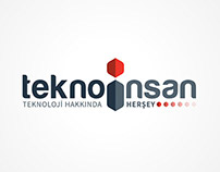 TeknoInsan Logo Design