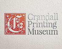 Crandall Printing Museum Branding