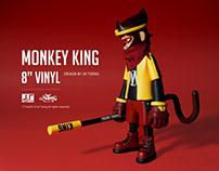 "Monkey king 8"""