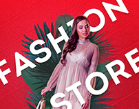 Women's clothing store: Logo & SMM design