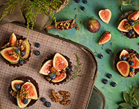 Figs - Food photography
