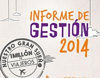 INFORME DE GESTION 2014