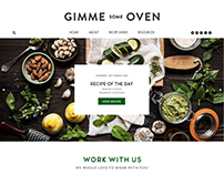 Gimme some oven / Thuy Lieu