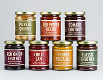 Ginger Pig Chutneys & Sauces