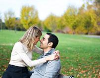 Dornaz & Parham Engagement