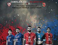 ALAhly SC VS Zamalek SC