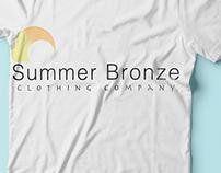 Summer Bronze Logo