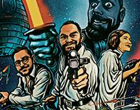 OMELETE STAR WARS - CCXP17