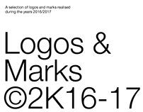 Logos &Marks 2K16–17