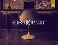 Maskon Brands - Brand Identity