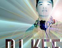 DJ Keeno flyer