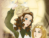 CréArtistes Fanzine Princess Sarah