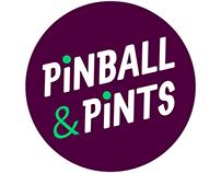 Pinball & Pints logo