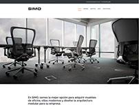 SIMO: Sistemas Modulares para Oficina