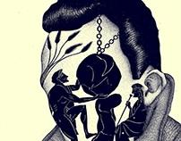 Albert Camus - The Myth of Sisyphus / Illustration