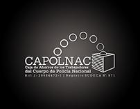 CAPOLNAC | Logo e Imagen Corporativa | 2015