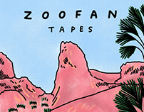 ZOOFAN Tapes Cover Artwork