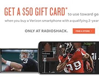 RS - NFL Landing Page
