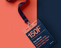 150 Festival - Branding