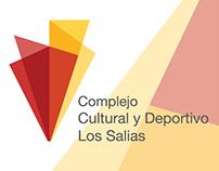 Proyecto gráfico - Complejo Cultural