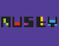 MUSTY-font