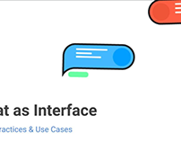 UX Talk: Chat as Interface