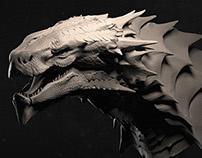 Dragon clay