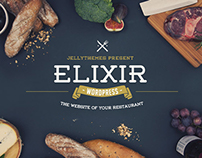 Elixir - Restaurant WordPress Theme