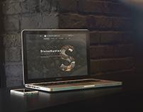 Design of StoneHunter website