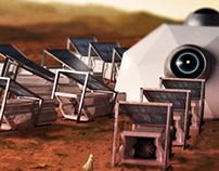 Martian Separatist Colony