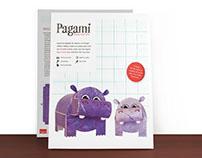 Pagami Papercraft