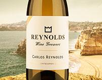 Vinho / Wine Carlos Reynolds Branco 2014