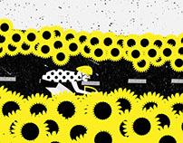 Bike animation /Szosa Magazine