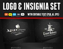 Logo & Insignia Set