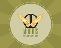 Beer Morris - Brand identity