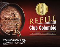 YOUNG LIONS CYBER REFILL Club Colombia