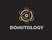 Donutology Branding