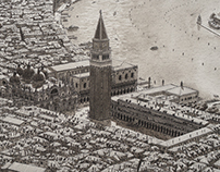 Great Venice Drawing
