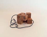 HEMI - Balero / juguete de madera