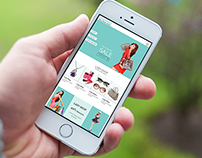 Fashion Sale E-Newsletter