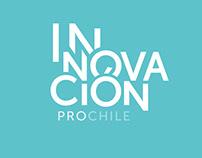 Logo ProChile Innovación