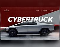 cybertruck - UX/UI