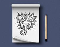 Animal Illustration Series