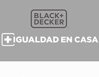 Black+Decker Dia de la mujer