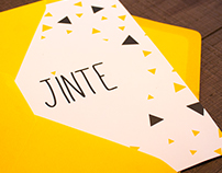 Birth card | Jinte
