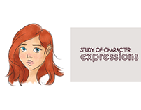 Study of Character Expressions