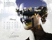 THE ADDRESS Calendar 2016 | Double Exposure